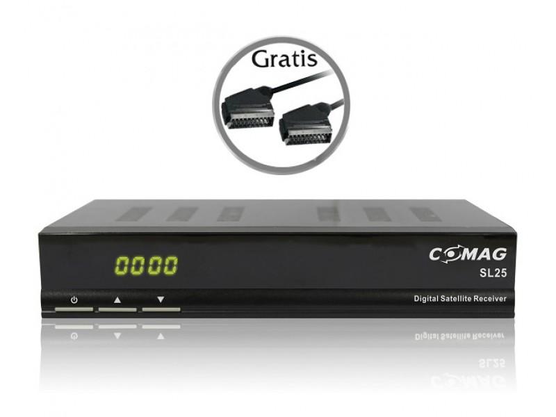 Digitaler Satelliten Receiver sl 25 Comag sl 25 Sat Receiver