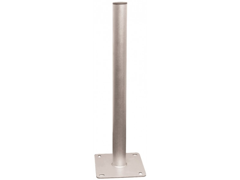 sat halterung standfu f r sat antennen h he 600 mm aluminium. Black Bedroom Furniture Sets. Home Design Ideas