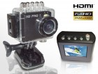 HD PRO 1 Action Cam (Full HD, 60 Bilder/Sek., 5 Mpixel,...