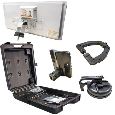 Selfsat TK30D Traveller Kit mit Satelliten-Flach-Antenne...
