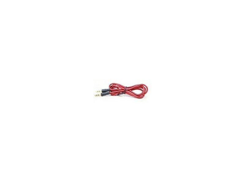 sounds streetlife audio kabel rot 3 5 mm klinke auf 3 5. Black Bedroom Furniture Sets. Home Design Ideas