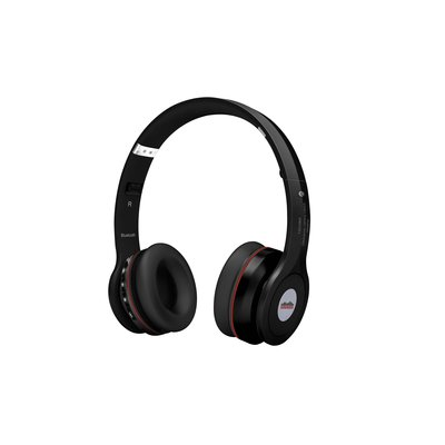 SOUNDS - Streetlife II - Premium Bluetooth Stereo OnEar-Kopfhörer / Headset (All-In-One) schwarz