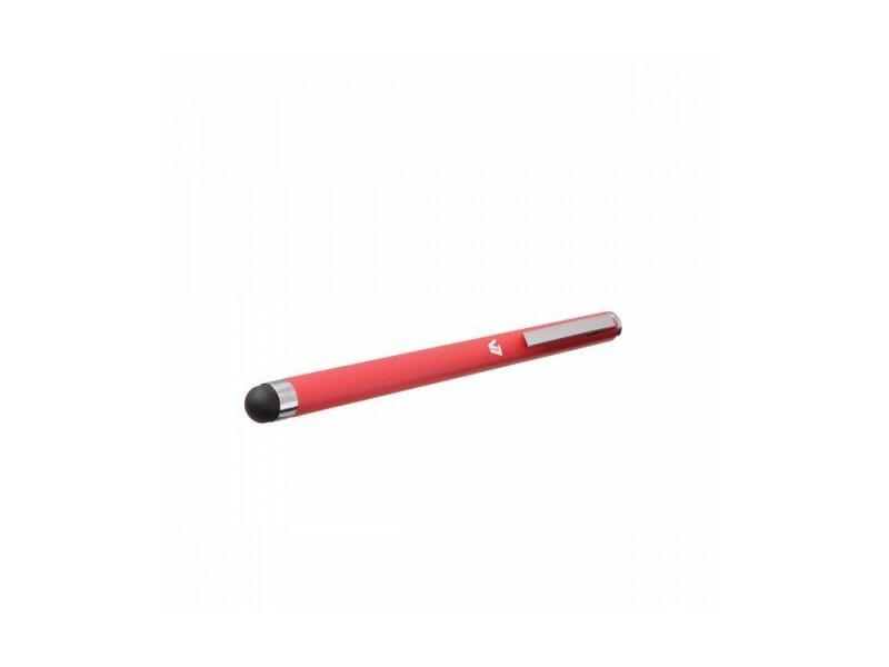 V7 Stylus Pen für Touchscreen iPads, Tablet PCs, Smartphone + Notebooks (rot)