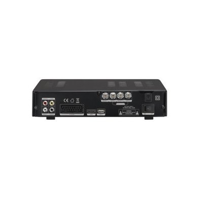 BOCA HD TWIN CI+ Festplatten Sat Receiver Twin-Tuner HDTV 1000GB