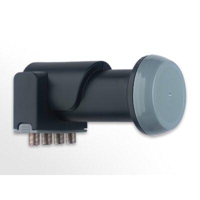 comag 4 teilnehmer digitale hdtv sat anlage 60cm stahl antenne mon. Black Bedroom Furniture Sets. Home Design Ideas