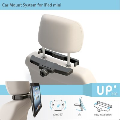 EXELIUM XFLAT® UP220 - 4in1 iPad mini Wandhalterungs-,...
