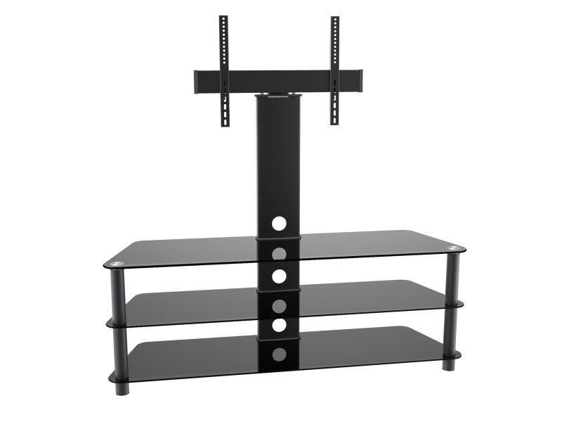 mywall tv hifi ger te regal f r bildschirme lcd led plasm. Black Bedroom Furniture Sets. Home Design Ideas