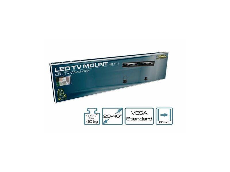 mywall lcd led plasma tv wandhalter 23 46 zoll 58. Black Bedroom Furniture Sets. Home Design Ideas