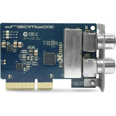 Dreambox DVB-C/T2 Dual Tuner