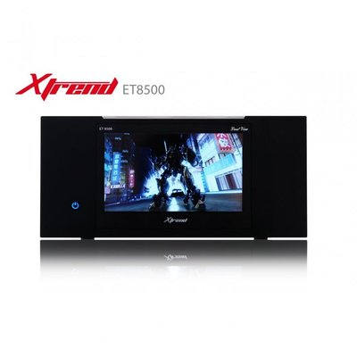 Xtrend ET 8500 Linux Receiver (PVR Ready, 2x DVB-S2, Full...