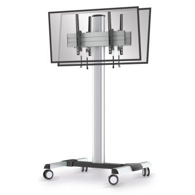 conecto tv standfu rollwagen sa cc50165 f r 2 st c. Black Bedroom Furniture Sets. Home Design Ideas
