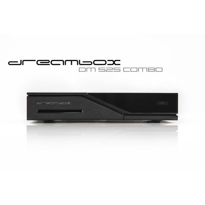 Dreambox DM525 HD Combo 1x DVB-S2 / 1x DVB-C/T2 Tuner...