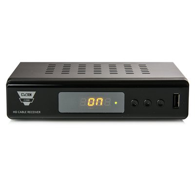 Opticum HD C200 - HD Kabelreceiver (HDMI, Full HD 1080p,...
