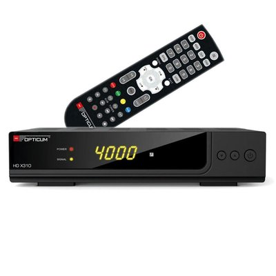 Opticum HD XC310 FullHD Digital DVB-C Kabelreceiver...