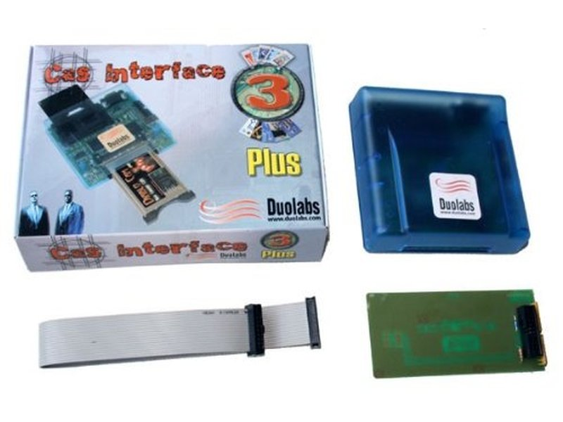 Cas Interface 3 Plus USB