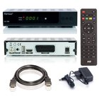 Opticum HD AX 300 PVR HDTV-Satellitenreceiver Kit (PVR...