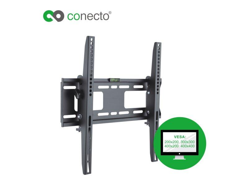 Conecto cc50264 wandhalterung f r tv ger te mit 66 132 cm - Tv wandhalterung 75 zoll ...