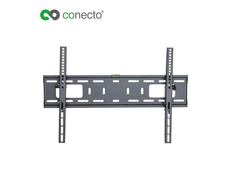 conecto cc50265 wandhalterung f r tv ger te mit 81 165 cm. Black Bedroom Furniture Sets. Home Design Ideas