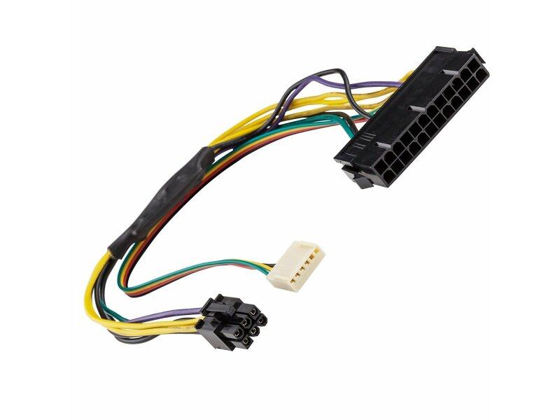 adaptare 35009 atx adapter kabel standard 24 polig. Black Bedroom Furniture Sets. Home Design Ideas