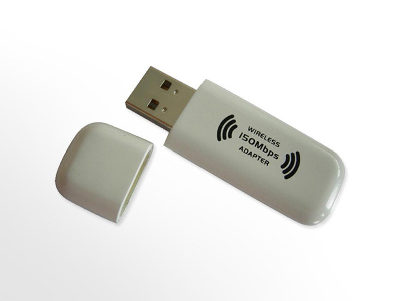 Ubrugte COMAG WLAN WiFi Dongle USB Stick 150 Mbit/s 2,4 GHz IEEE802.11n WG-73