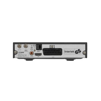 COMAG HD 25 HDTV USB Satelliten Receiver inklusive gratis HIGH-SPEED HDMI-Kabel