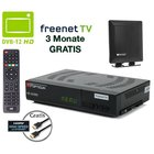 Opticum AX 360 Freenet TV Irdeto DVB-T2 HD H.265/HEVC...