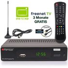 Opticum AX 570 Freenet TV digitaler DVB-T2 Receiver DVB-T...