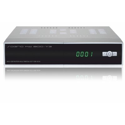 SOGNO HD800 V.3 Linux HDTV Satelliten Receiver mit...