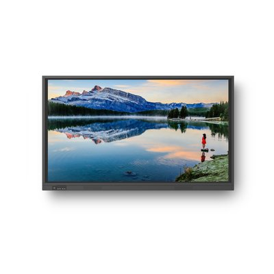 newline TT7518RS 75 Zoll 4K LED Multitouch Display,...