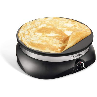 Thomson Crepes Maker (33 cm) - Crepe Maker Platte aus...