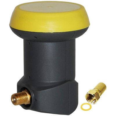 Humax Gold Single LNB, digitales Satelliten universal LNB...