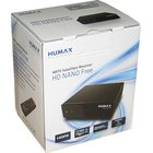 HUMAX HD NANO Free TV Satelliten-Receiver (HDMI, Dolby Digital Plus, Unicable) schwarz